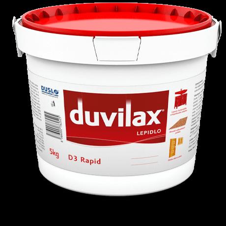 Výhody Duvilax D3 Rapid
